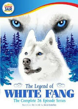 The Legend of White Fang: The Complete Series (DVD, 2010, 3-Disc Set)