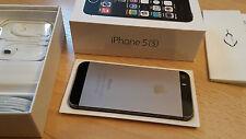 Apple iPhone 5s 64gb Grigio/Orig. BOX/simlockfrei & brandingfrei & icloudfrei