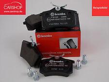 Brembo Bremsbelag P85020 Hinterachse CITROEN/C3/C4/C8/DS3/XSARA