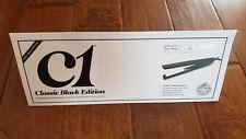 Corioliss C1 Flat Iron/Hair Straightener/Styling Iron (Black) BRAND NEW!!!