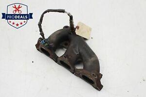 09-17 Chevrolet Traverse Left  Exhaust Manifold w/ Bracket & Cable 12571100 OEM