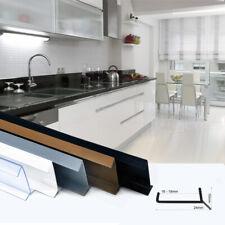 ab 1,5m Sockel Schutz Küchensockel Dichtung Leiste Küche verschiedene Farben TOP