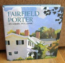 Fairfield Porter An American Classic John T Spike Catalogue Raisonne Monograph