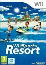 Wii Sports Resort Nintendo Wii PAL COMPLETE