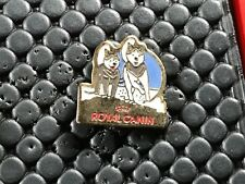 pins pin BADGE ANIMAUX CHIEN DOG ROYAL CANIN HUSKY