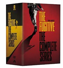 The Fugitive: Complete David Janssen TV Series Seasons 1 2 3 4 Boxed DVD Set NEW