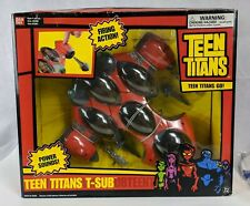 2004 Bandai Teen Titans T-Sub Vehicle Sealed Boxed Misb