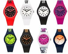 Genuine Superdry 'Urban' Unisex Silicone Strap Watch With Choice of Colours