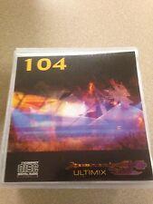 ULTIMIX 104 CD Linkin Park Pink Blondie Nelly Britney Spears Ferry Corsten Hanna