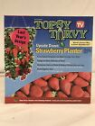 TOPSY TURVY Upside-Down STRAWBERRY Planter BOTTOMS UP ~ FAST USA SHIPPING