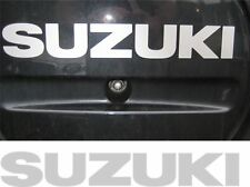 Suzuki wheel cover generic replacement restoration decal sticker graphic Jimny