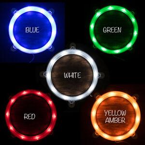Set of 2 Cornhole LED Night Lights MIX & MATCH Corn Hole Bean Bag Board Neons