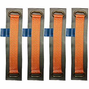 X4 Vehicle Recovery Link Bridging Strap 14 inch with Full Covers