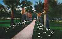 Postcard Park at Long Beach California