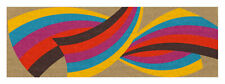 Kokosfußmatte Cocoprint Colori Pop Art small 25 cm x 75 cm rutschhemmend