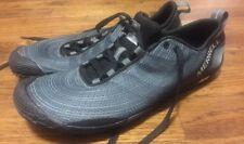 **Merrell Vapor Glove 2 Running Shoes - Women's Size 9.5 Black/Castlerock EUC