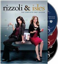 Rizzoli & Isles Complete Season 1 R1 DVD