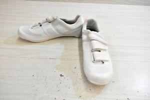 Pearl Izumi Quest Road Cycling Shoes, Women's Size 7 / EU 38, White