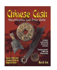 "DIGITAL BOOK ""CHINESE CASH PRICE GUIDE"" - DAVID JEN"