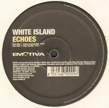 WHITE ISLAND - Echoes - Emotiva