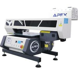 UV Printer MT-FP4060 Automatic Flatbed Digital Printer 40x60cm High Speed