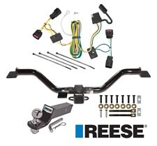 """Reese Trailer Tow Hitch For 08-12 Buick Enclave Chevy Traverse Wiring & 2"""" Ball"""