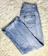 EDC Esprit Mens Vintage Blue Jeans Trousers Size 40 Regular