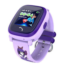 IP67 Touch SmartWatch Kinder Uhr Handy GPS Track Ortung SOS-Anruf Anti Verlore