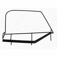Rampage 89799 Replacement Window Frame; Pair fits 97-06 Wrangler
