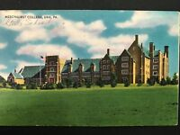 Vintage Postcard>1955>Mercyhurst College>Erie>PA