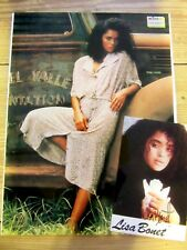 Lisa Bonet Autograph on Photo print