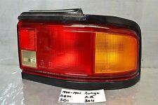 1990-1991 Mazda Protege Right Pass oem tail light 04 5D1