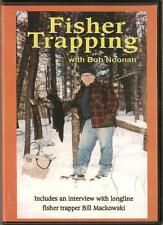 Fisher Trapping With Bob Noonan (Dvd) Expert Fisher Trapping Video