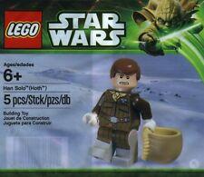 Lego Star Wars Han Solo (Hoth) 5001621 Polybag BNIP