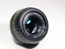 Zenitar-M2s MC 2/50mm For all Cameras with M42 Mount or other SLR/DSLR Brand new