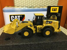 1:50 Scale Metal Caterpillar Cat 980M Wheel Loader By Diecast Masters #85543