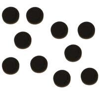 10 Pack Headphone Soft Foam Ear Pads Sponge Cushions Tips for Plantronics