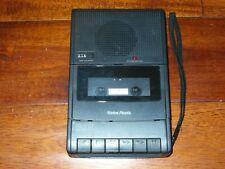 Radio Shack Voice Actuated Desktop Cassette Tape Recorder Ctr-67 14-1152 Works