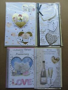 To my Partner on our Anniversary cards. Multiple designs. Select one card
