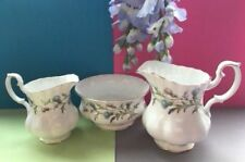 Sugar Bowl Blue Porcelain & China 1960-1979 Date Range