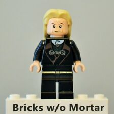 New Genuine LEGO Lucius Malfoy Harry Potter 4867 10217