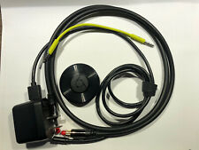 Google Chromecast Audio Media Streamer - with Optical Cable for TOSLINK