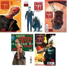 Empire of the dead George A Romero VOL 1 # 1,2,3,4,5 Set 1st print N mint