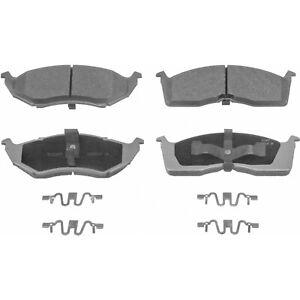 Disc Brake Pad Set-ThermoQuiet Disc Brake Pad Front Wagner QC730C