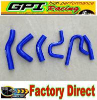 Silicone radiator heater hose for Suzuki Jimny 1.3 M13A 2000-2011 BLUE