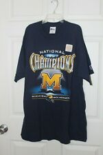 1997 t shirt Michigan WOLVERINES 1997 National Champions college footbal size XL