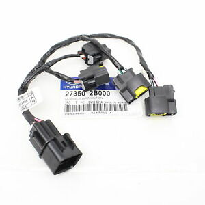 Ignition Coil Wire Harness For Hyundai Veloster Kia Rio 2010-2014 273502B000