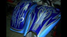 Yamaha Roadstar xvs 1600, xvs 1700, Tank, fender, Custom Paint Job