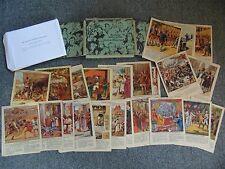 40 Sammelbilder Berliner Morgenpost Deutsche Kultur-Bilder 1928