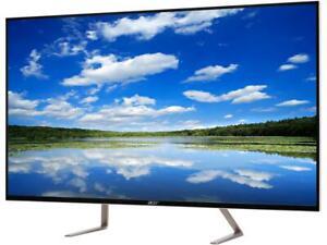 """Acer ETO Series ET430K 43"""" Monitor UHD LED Backlight Built-In Speakers - New"""